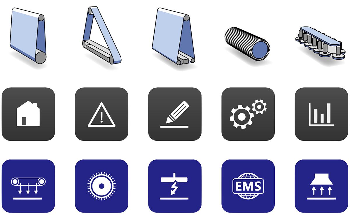 Icons Heesemann UI