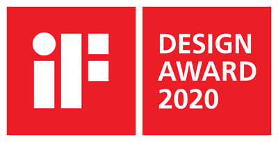 Logo IF design award 2020